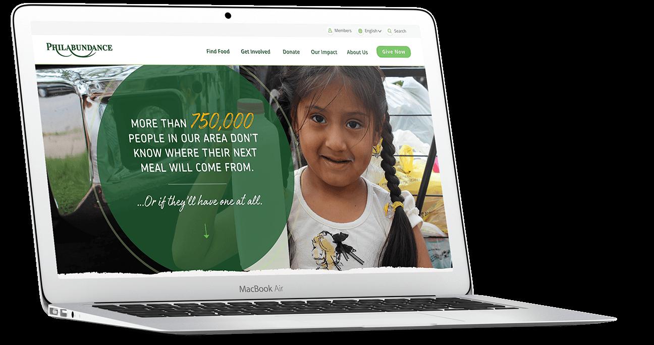 Web Design and Development for Philadelphia Nonprofit