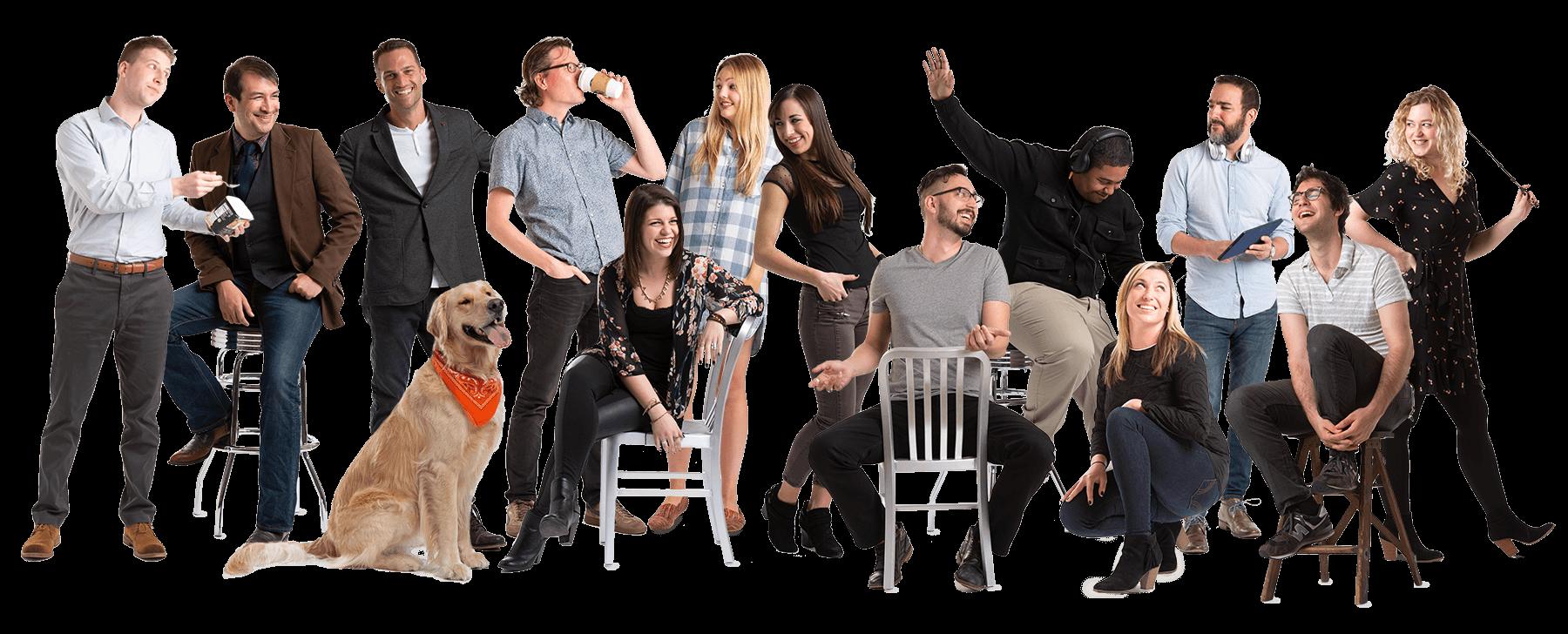 Push10 Team Design and Development Branding