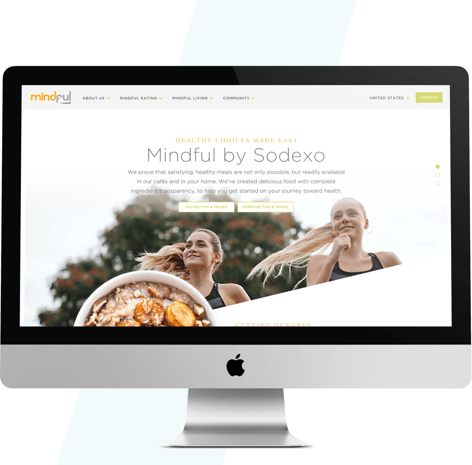 Web Design for Healthy Lifestyles