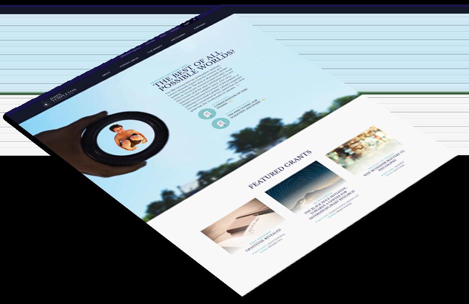Responsive web design for nonprofits