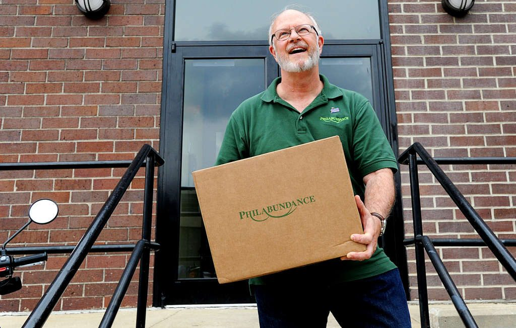 eco-friendly Philadelphia nonprofit Philabundance