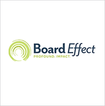 BoardEffect Logo Horizontal Version designed by Push10