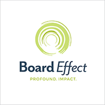 BoardEffect Logo Vertical Version designed by Push10