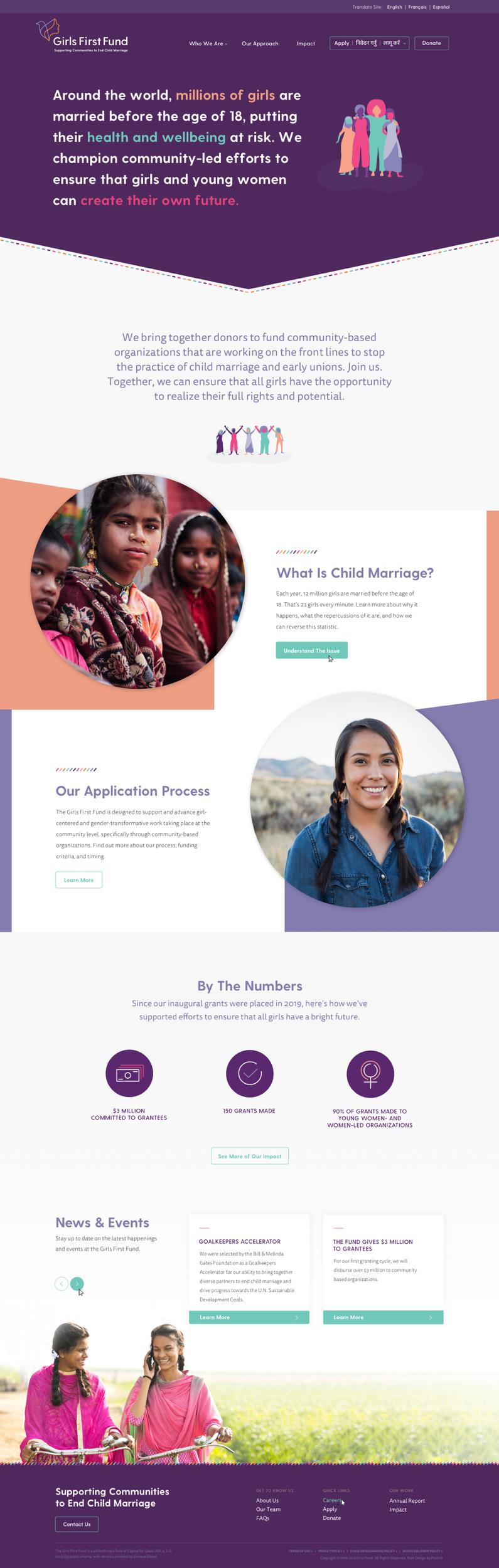 UX Design for Nonprofit