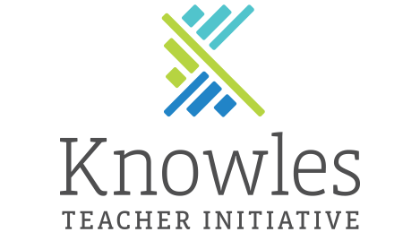 Knowles Teacher Initiative Branding Logo Secondary