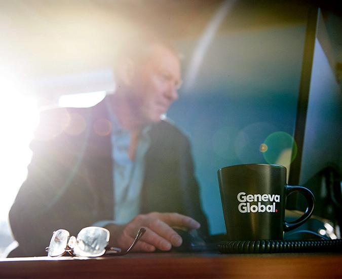 Website design for Geneva Global philanthropic consulting in Philadelphia
