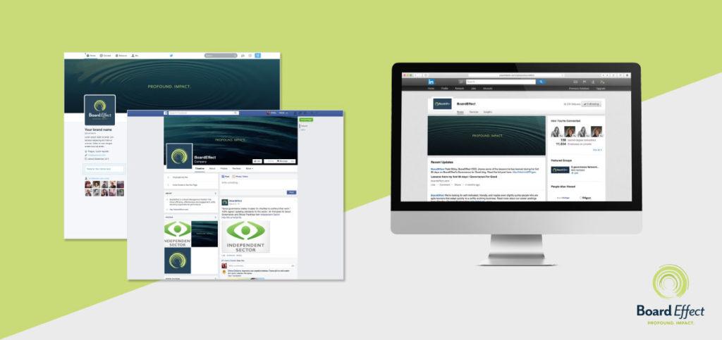 consistent digital marketing graphics