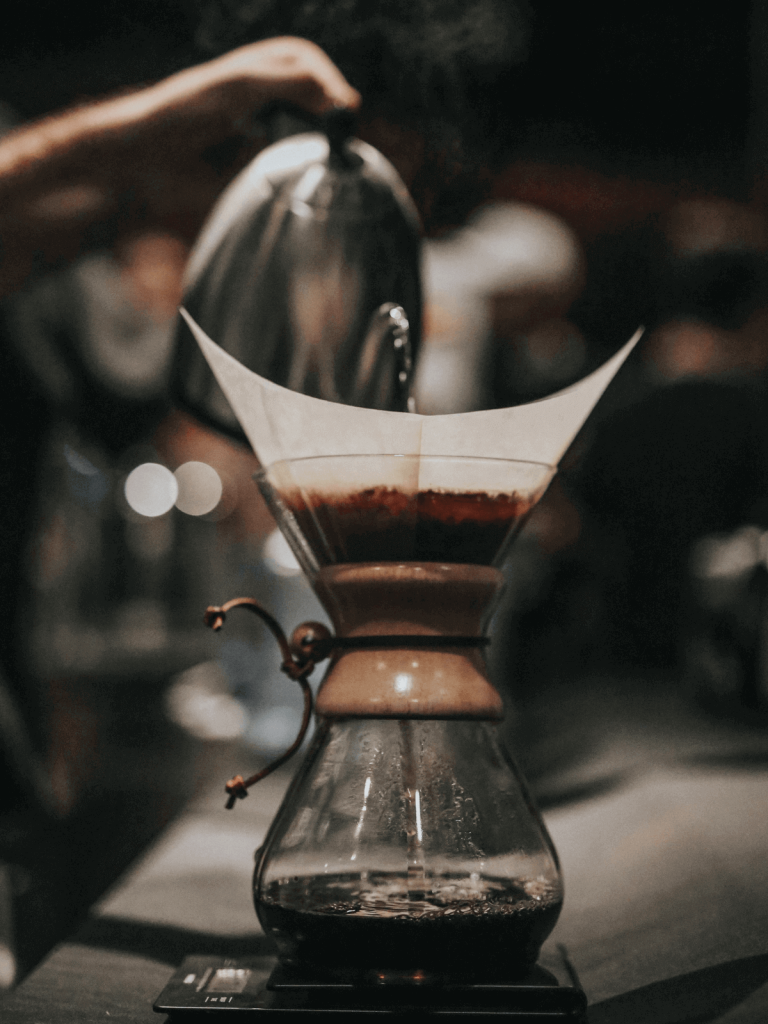The Chemex is a classic piece of good design