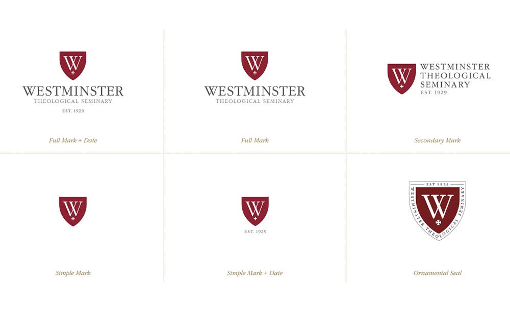 westminster, westminster website, push10, push10 web design, westminster logo, push10 branding