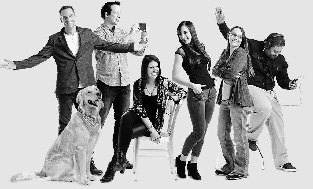 Philadelphia Branding Agency Team Photo