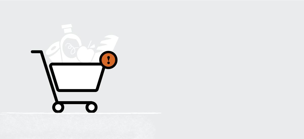 Coronavirus effects on e-commerce web design