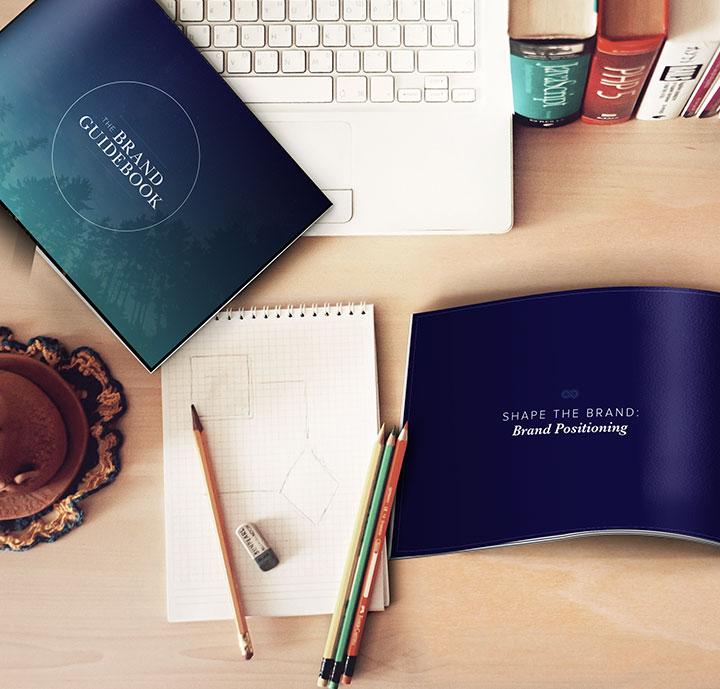 Branding for nonprofit organization Templeton