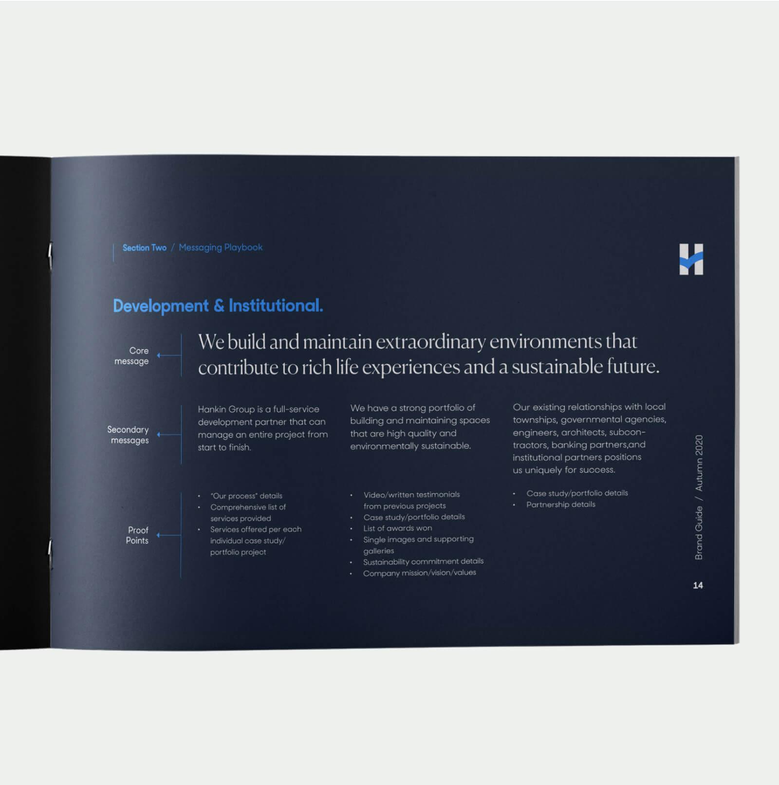 hankin brand definition mission statement research strategy