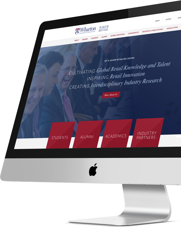 Philadelphia Web Design for Higher Education Institutions