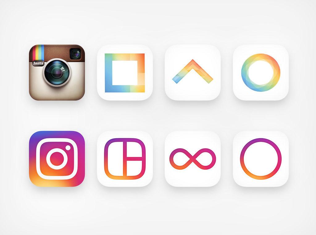 Instagram's Historic Logo Rebranding
