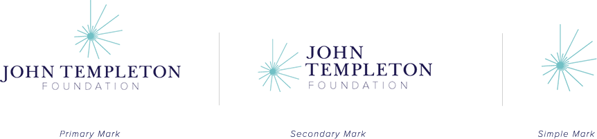 Logo Design for NPO John Templeton Foundation