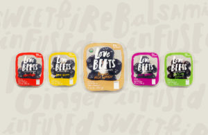 Packaging Design for Organic Beets by Love Beets
