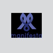 Manifesta Logo Design, push10, brand book, manifesta, logo design, graphic design, branding, manifesta logo, brand identity, brand development agency