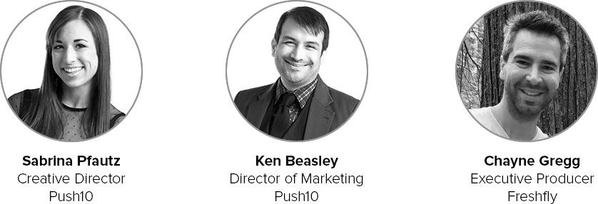 Non-Profit Branding Event Speakers