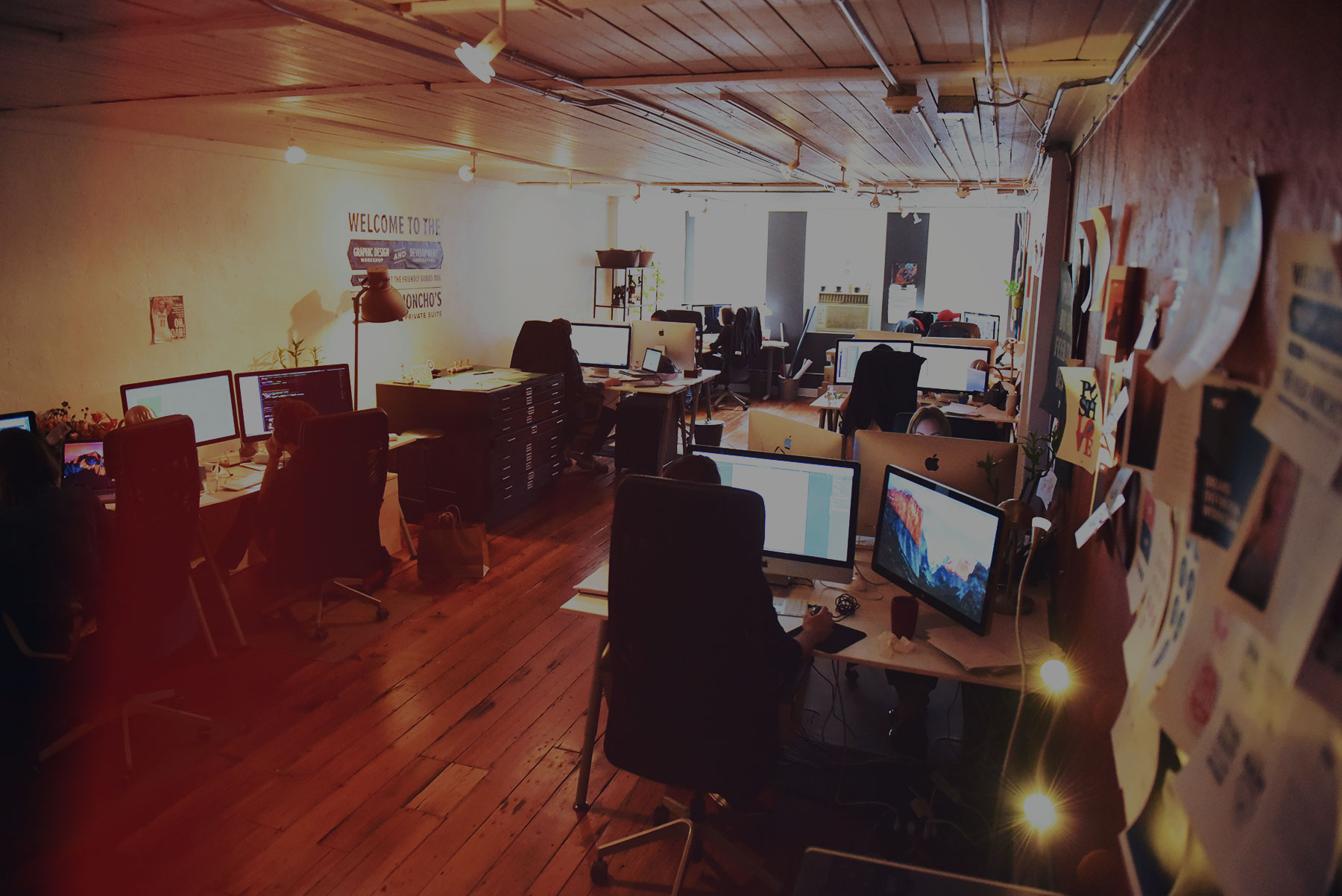 Careers at Push10 branding and web design agency