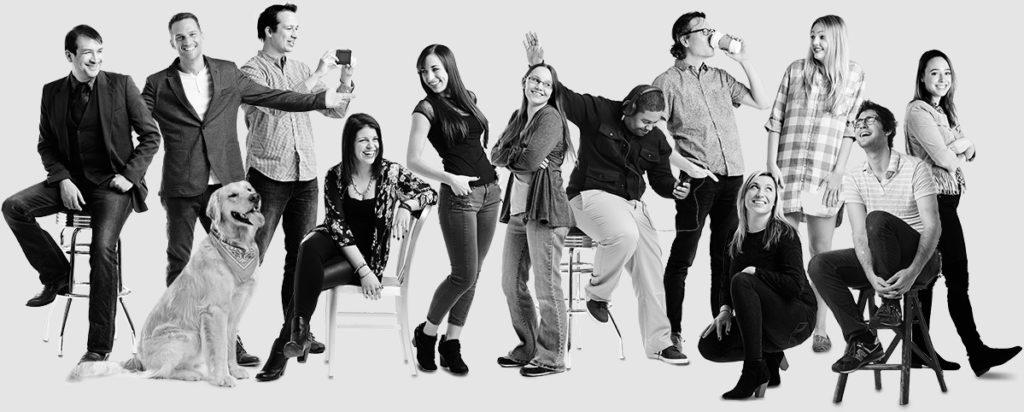 Team of Web Designers, Digital Marketers and Branding Professionals in Philadelphia