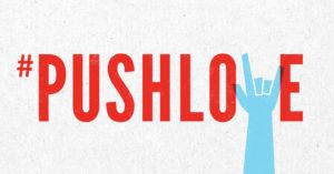 pushlove, push love, activism, patriotism, women's march, push10, philadelphia