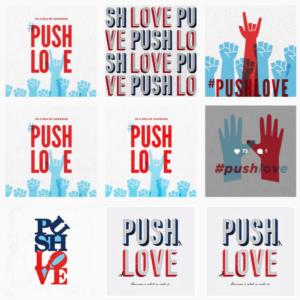 Push Love, push10 design, push10 pushlove, pushlove, instagram push10, philadelphia