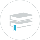Custom Illustration for Philadelphia Non-Profit Website, push10 website design, push10 branding, push10 web design, philadelphia web design, iconography, custom illustration, graphic design, custom icons, books icon