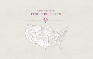 Online Product Locator Design for Love Beets Website